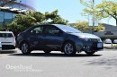 Used 2014 Toyota Corolla 4dr Sdn w/Bluetooth, Back Up Cam, Heated Front Seats, Sunroof, Power Windows for sale in Richmond, BC