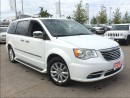Used 2016 Chrysler Town & Country LIMITED**LEATHER**DUAL DVD** for sale in Mississauga, ON