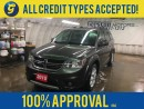 Used 2015 Dodge Journey R/T*AWD*Leather Trimmed Bucket Seats*All Wheel Drive*7 Passenger*Remote Start System*Uconnect 8.4 CD/DVD/MP3*Heated Front Seats*Heated Steering Wheel* for sale in Cambridge, ON