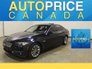 Used 2014 BMW 5 Series xDrive NAVIGATION MOONROOF LEATHER for sale in Mississauga, ON