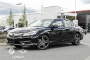 Used 2017 Honda Accord Sedan Touring Loaded Local for sale in Langley, BC