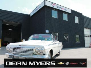 Used 1962 Chevrolet Impala SS for sale in North York, ON