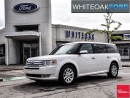 Used 2012 Ford Flex SEL, 7 pass, pano roof, conv pkg.... for sale in Mississauga, ON