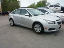 Used 2012 Chevrolet Cruze LT for sale in Orillia, ON