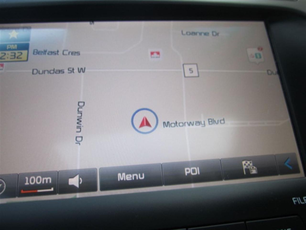 2015 Kia Forte 2.0L SX-Navigation-Super Clean