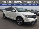 Used 2016 Dodge Journey Crossroad AWD for sale in Guelph, ON