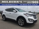 Used 2015 Hyundai Santa Fe SPORT PREMIUM AWD for sale in Guelph, ON