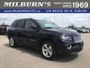 Used 2016 Jeep Compass High Altitude for sale in Guelph, ON