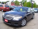 Used 2010 Toyota Camry LE,Auto,A/C,Low Km's for sale in Kitchener, ON