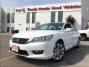 Used 2015 Honda Accord Sedan Touring - Navigation - Leather - Sunroof for sale in Mississauga, ON