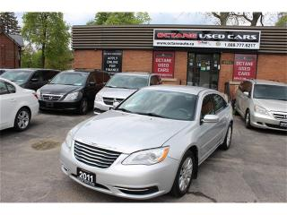Used 2011 Chrysler 200 LX 200 for sale in Scarborough, ON