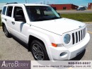 Used 2008 Jeep Patriot SPORT - 2.4L - 4WD for sale in Woodbridge, ON