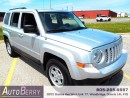 Used 2011 Jeep Patriot NORTH EDITION - 2.4L for sale in Woodbridge, ON