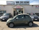 Used 2013 Fiat 500 C Lounge, Convertible, Brown Leather, WE APPROVE ALL for sale in Mississauga, ON