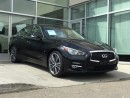Used 2015 Infiniti Q50 LIMITED/NAVIGATION/HEATED SEATS/AWD for sale in Edmonton, AB