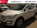 Used 2014 Hyundai Santa Fe Sport LEATHER, SUNROOF, BACKUP CAMERA for sale in Edmonton, AB