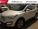 Used 2014 Hyundai Santa Fe Sport LEATHER, SUNROOF, BACKUP CAMERA for sale in Edmonton, AB