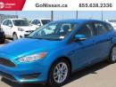 Used 2015 Ford Focus SE 4dr Hatchback for sale in Edmonton, AB