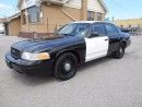 Used 2011 Ford Crown Victoria P71 Police Interceptor 4.6L V8 115,000KMs for sale in Etobicoke, ON