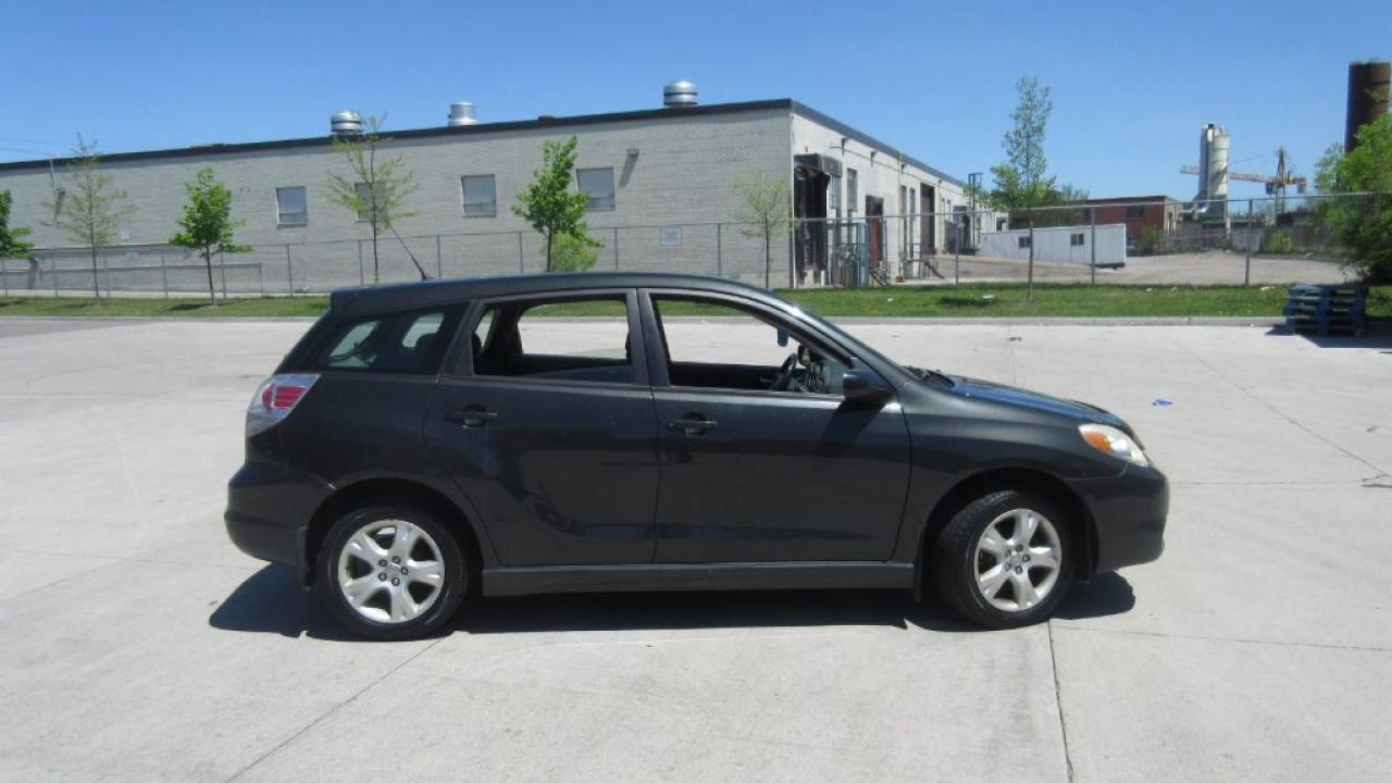 Photo of Black 2006 Toyota Matrix 4 door, Automatic,certify, 3/Y warranty available