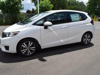 Used 2016 Honda Fit EX for sale in Brantford, ON