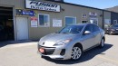 Used 2013 Mazda MAZDA3 GX-LOW KM-OFF LEASE-CRUISE-ALLOYS for sale in Tilbury, ON