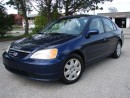 Used 2002 Honda Civic LX-G for sale in Mississauga, ON