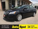 Used 2014 Nissan Sentra SV/LOW, LOW KMS/PRICED FOR A QUICK SALE! for sale in Kitchener, ON