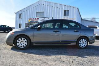 Used 2008 Honda Civic DX for sale in Russell, ON