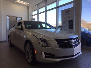 Used 2017 Cadillac ATS Premium Luxury AWD for sale in Dartmouth, NS