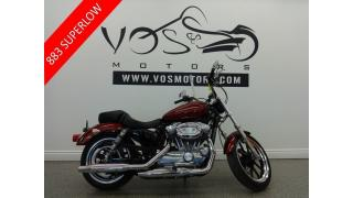 Used 2016 Harley-Davidson XL883 L Sportster SuperLow - Free Delivery in GTA** for sale in Concord, ON