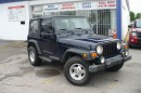 Used 2000 Jeep TJ Sport for sale in Etobicoke, ON