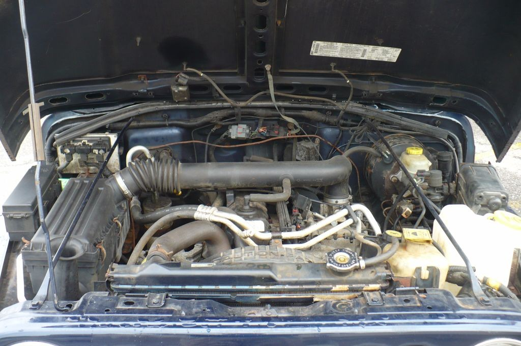2000 Jeep TJ