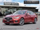 Used 2014 Infiniti Q50 SPORT AWD |WARRANTY|NAV|PHONE|CAMERA| 1 OWNER for sale in Scarborough, ON