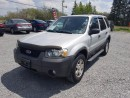 Used 2006 Ford Escape XLT LEATHER SUNROOF for sale in Gormley, ON
