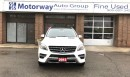 Used 2013 Mercedes-Benz ML 350 Blue tec for sale in Mississauga, ON