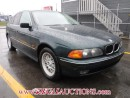 Used 1999 BMW 5 SERIES 528I 4D SEDAN for sale in Calgary, AB