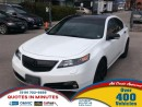 Used 2012 Acura TL ELITE PACKAGE | AWD | SUNROOF | LEATHER | NAV for sale in London, ON