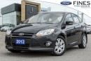 Used 2012 Ford Focus SE - HATCH, 2 SETS OF TIRES, HEATED SEATS for sale in Bolton, ON
