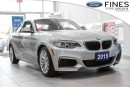 Used 2015 BMW M235 M235I - 1 OWNER, 2 SETS OF RIMS & TIRES! for sale in Bolton, ON