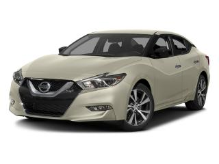 New 2017 Nissan Maxima SL CVT for sale in Mississauga, ON