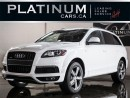 Used 2014 Audi Q7 3.0T Quattro, 7 PASS for sale in North York, ON