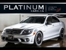 Used 2011 Mercedes-Benz C-Class C63 AMG, AFFALTERBAC for sale in North York, ON