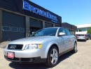 Used 2003 Audi A4 1.8T for sale in Surrey, BC