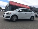 Used 2014 Chevrolet Sonic A/C, Power Windows/Locks, Fuel Efficient!! for sale in Surrey, BC