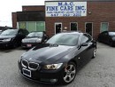 Used 2007 BMW 335i - CERTIFIED - 6.SPEED for sale in North York, ON