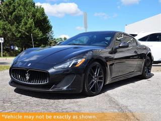Used 2013 Maserati GranTurismo **SOLD** MC Sport Line - Winni for sale in Winnipeg, MB