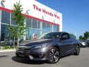 Used 2017 Honda Civic EX-T Coupe CVT for sale in Abbotsford, BC