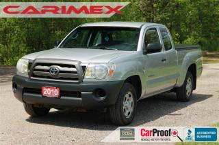 Used 2010 Toyota Tacoma Base ONLY 110K for sale in Waterloo, ON