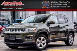 New 2017 Jeep Compass North|4x4|Cold Wthr.,Nav,Popular Eqpt.Pkgs|Pano_Sunroof|17